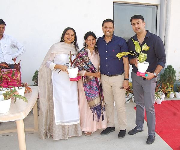 Green drive – Indus Pharma India